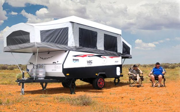 Creative   Desert Series 2 Off Road  EMU CAMPER TRAILERS GOLD COAST